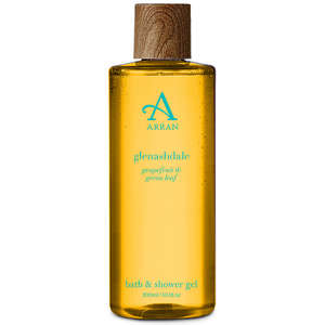 ARRAN Sense of Scotland Glenashdale - Grapefruit & Green Leaf Bath & Shower Gel 300ml