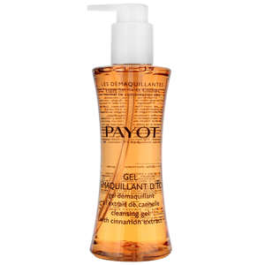 Payot Paris Les Démaquillantes Gel Demaquillant D'Tox: Cleansing Gel with Cinnamon Extract 200ml