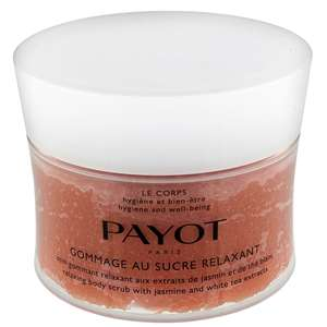 Payot Paris Relaxing Body Gommage Au Sucre Relaxant: Relaxing Body Scrub 200ml