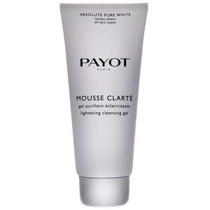 Payot Paris Anti Dark Spots Mousse Clarté: Lightening Cleansing Gel 200ml