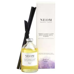 Neom Organics London Scent To Sleep Tranquillity Reed Diffuser Refill 100ml
