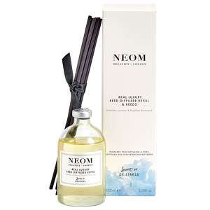 Neom Organics London Scent To De-Stress Real Luxury Reed Diffuser Refill 100ml