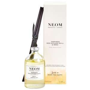 Neom Organics London Scent To Make You Happy Happiness Reed Diffuser Refill 100ml