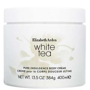 Elizabeth Arden White Tea Body Cream 400ml / 13.5 fl.oz.