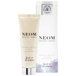 Neom Organics London Scent To De-Stress Nourish, Breathe and Calm Hand Balm 50ml