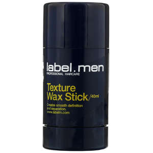 label.m label.men Texture Wax Stick 40ml