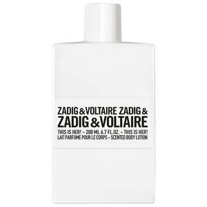Zadig & Voltaire This Is Her! Lotion pour le corps 200ml