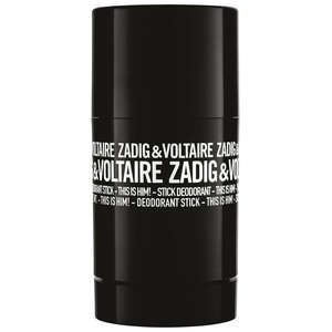 Zadig & Voltaire This Is Him! Déodorant Stick 75g