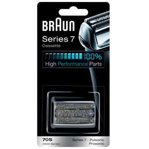 Braun Replacement Heads Series 7 70S Cassette