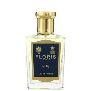 Floris No.89 Eau de Toilette Spray 50ml