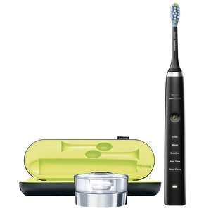 Philips Electric Toothbrushes Sonicare DiamondClean Deep Clean Edition Black HX9351/52
