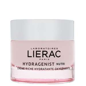 Lierac Hydragenist Nutri Moisturizing Oxygenating Rich Cream 50ml / 1.76 oz.