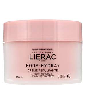 Lierac Body-Hydra+ Nutri-Plumping Cream 200ml / 7.05 oz.