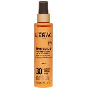 Lierac Sunissime Body Energizing Protecting Milk SPF30 150ml / 5.07 fl.oz.