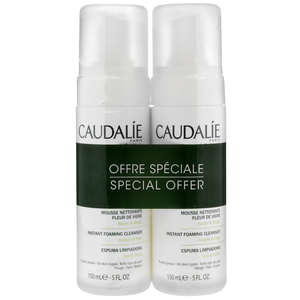 Caudalie Cleansers & Toners Instant Foaming Cleanser 2 x 150ml
