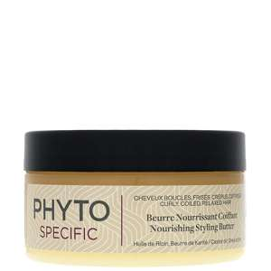 PHYTO SPECIFIC  Nourishing Styling Butter All Hair Types 100ml / 3.3 fl.oz.