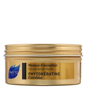 PHYTO PHYTOKÉRATINE Extreme: Exceptional Mask for Brittle & Dry Hair 200ml / 6.7 fl.oz.