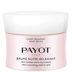 Payot Paris Relaxing Body Baume Nutri-Relaxant: Ultra-Nourishing Melt-In Care 200ml