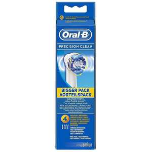 Oral-B Precision Clean Replacement Heads 4 Pack