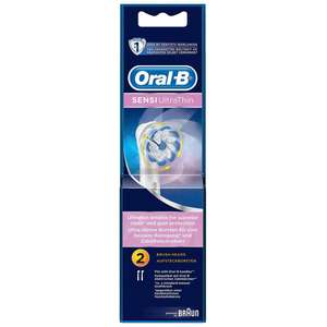 Oral-B SensiUltraThin Replacement Heads 2 Pack