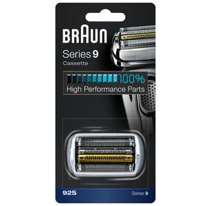Braun Replacement Heads Series 9 Cassette 92S