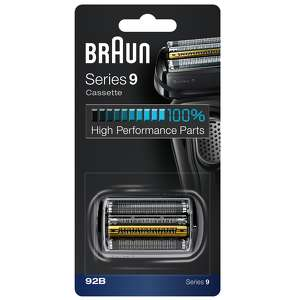 Braun Replacement Heads Series 9 Cassette 92B