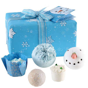 Bomb Cosmetics Christmas 2019 Let it Snow Gift Pack