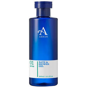 ARRAN Sense of Scotland Apothecary - Aloe Vera Bath & Shower Gel 300ml