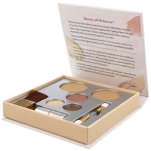 Jane Iredale Pure & Simple Makeup Kit Medium Dark