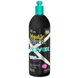 Novex Mystic Black Leave In Conditioner 500ml