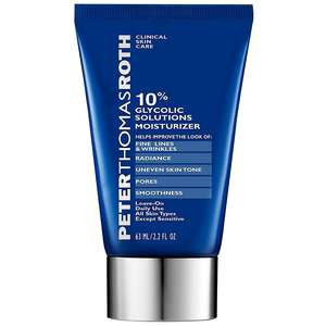 Peter Thomas Roth Glycolic 10% Glycolic Solutions Moisturizer 63ml