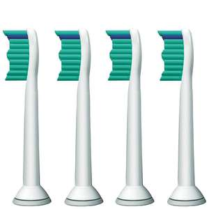 Philips Toothbrush Heads Sonicare ProResults Standard Sonic Toothbrush Heads x 4 HX6014/26