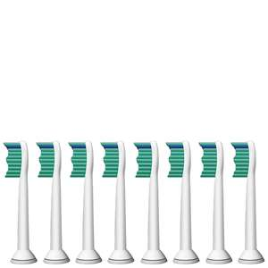Philips Toothbrush Heads Sonicare ProResults Standard Sonic Toothbrush Heads x 8 HX6018/26
