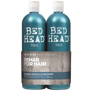 TIGI Bed Head Urban Antidotes Obnovení Tween sady: Šampon 750ml a kondicionér 750ml