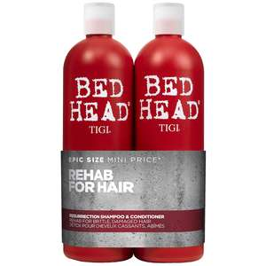 TIGI Bed Head Urban Antidotes Resurrection Tween Set: Šampon 750ml a kondicionér 750ml