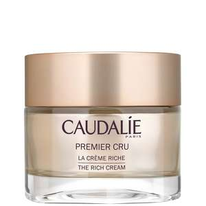Caudalie Moisturisers Premier Cru The Rich Cream 50ml