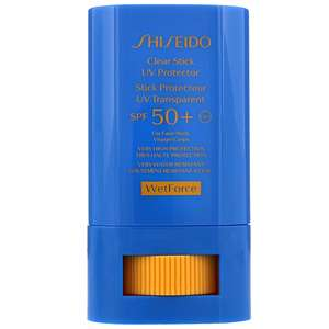 Shiseido Protection Clear Stick Sun Protection SPF50+ 15g / 0.52 oz.