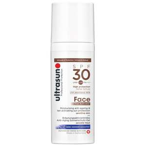Ultrasun Face  Face Tan Activator SPF30 50ml