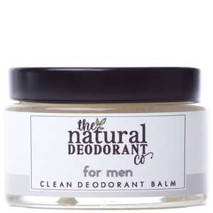 The Natural Deodorant Co. Clean Deodorant Balm For Men 55g
