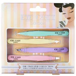 Eye Candy Pro Gift Sets The Tweezer Collection - Pastels