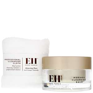 Emma Hardie Amazing Face Moringa Balm with Cleansing Cloth 100g