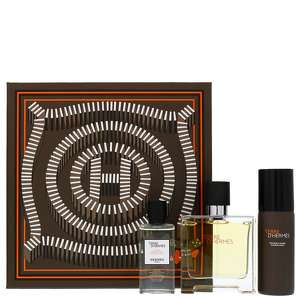Hermes Terre D'Hermes Pure Parfum Spray 75ml Gift Set