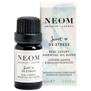 Neom Organics London Scent To De-Stress Real Luxury Essential Oil Blend 10ml
