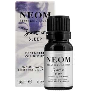Neom Organics London Scent To Sleep Essential Oil Blend 10ml