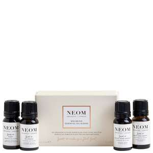 Neom Organics London Gifting & Accessories Essential Oil Blends 4 x 10ml