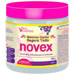 Novex My Curls Lightweight Texture Defining Gel 500g