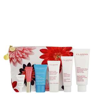 Clarins Gifts & Sets Weekend Beauty Collection (Worth £82.00)