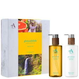 ARRAN Sense of Scotland Glenashdale - Grapefruit & Green Leaf Hand Care Duo