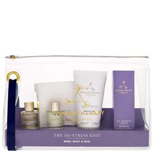 Aromatherapy Associates Gifting The De-Stress Edit