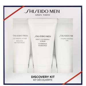 Shiseido Sets Starter Set